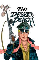 New Desert Peach Cover by DonnaBarr