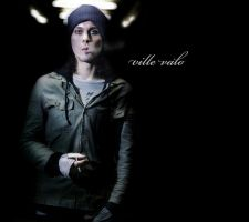 Ville Valo Wallpaper by oxAmixo