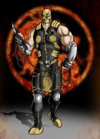 Scorpion by Bender18 by Ronniesolano
