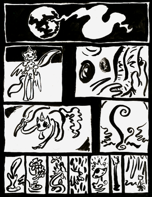 Good Little God page 1.14