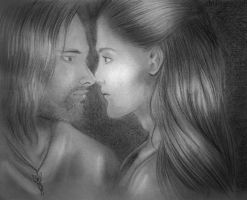 arwen and aragorn by Mrs-Elric-613