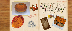 Autumn Scrapbook (2010) by astateofconfusion