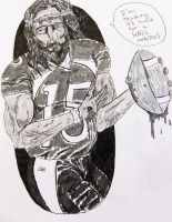 Tebow Jesus by ejmill28