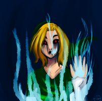BEN DROWNED by janethewolf12