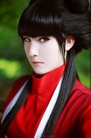 Only Mai. Avatar: The last Airbender Mai by TheWisperia