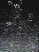 Nightmare Mangle Noise by Cosmicmoonshine