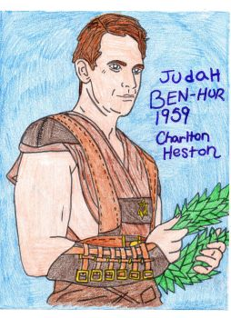 Ben-Hur by Boxcarwillie1989