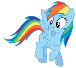 Rainbow Dash Animation by Csordi78