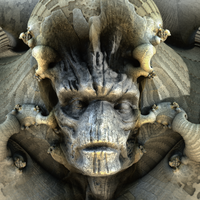 beast - Mandelbulb3D with Parameter and Map by matze2001