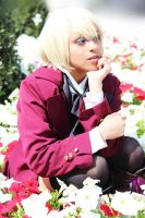 Alois Trancy Cosplay: Red and White Roses by Awesome-Vivi