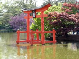 Torii by hand-made-city