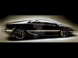 Lamborghini LP640 by Webby-B