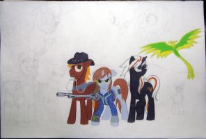 Fallout: Equestria is Awesome - Update #2 by ClayInTheCarpet