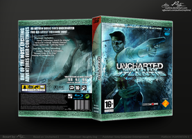 Uncharted 2 boxart by reytime
