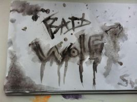 BAD WOLF by Stylo-Cyborg