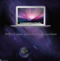 MacBook Air Contest 1 by turnpaper