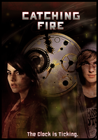Catching Fire Movie Poster by HennaFaunway