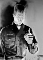 ROBERT PATRICK PORTRAIT by BUMCHEEKS2