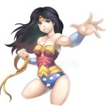 Wonder Woman! by zipskyblue
