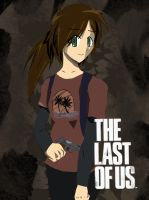 The Last of Us- Ellie by TheGuyWithGlasses
