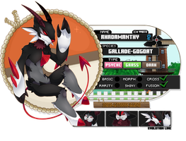 PKMNation: Rhadamanthy [ lvl 100 ] by Ignis-Abyssus-Ranch