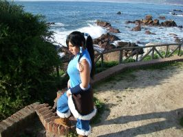 The Legend Of Korra - Korra by Norikow