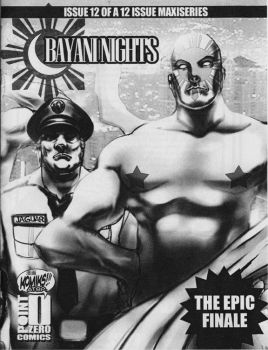 Bayani Nights by pointzerocomics