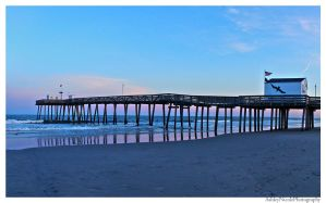 The Fishing Pier by ashleytheHUNTER