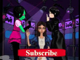 100 Subscriber by EmoGirl10590