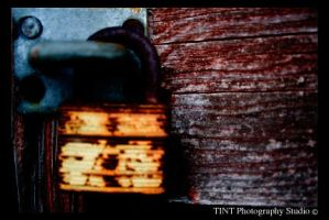 Padlock by TINTPhotography