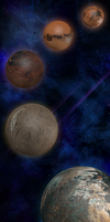 Five Planets by AFineWar