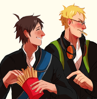 FRIES by Sydesu