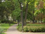 Lamp Post In The Daylight by Adagem