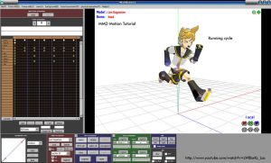 MMD Tutorial Running Cycle by sekhmetA89