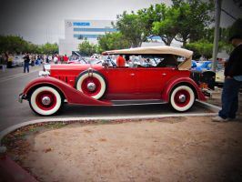 nice old packard by mburleigh8