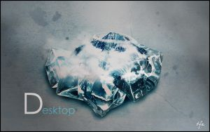 cube mountain by techfx