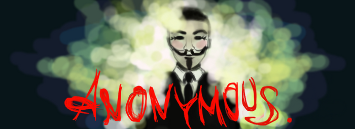 Anonymous. by skylasummer