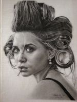 Ashley Olsen revised by Hongmin