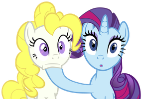 Surprise and Sparkler vector by Twinkiepinke