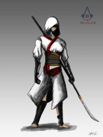 Assassin's Creed 3 Multiplayer Concept Art 10 by patgarci