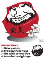 Downloadable Daruma by mannycartoon