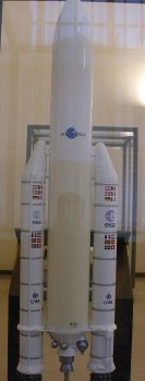 ESA-CNES Ariane 5 Model by rlkitterman