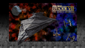 Star Wars VII | Wallpaper by iFab