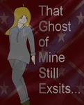 Ghost of Mine by thornpeltofrockclan