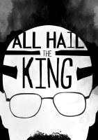 All Hail the King by LabsOfAwesome