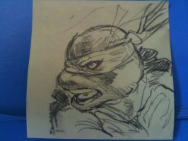 tmnt blackwing by dogmeatsausage