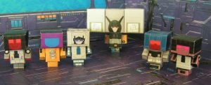 Stunticons -Cubee by Allhallowseve31