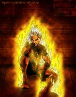 highly flammable by Ammotu