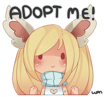 Adopt Me: Valentine Auction! by WanNyan