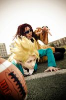 Eyeshield21_touchdown by hybridre